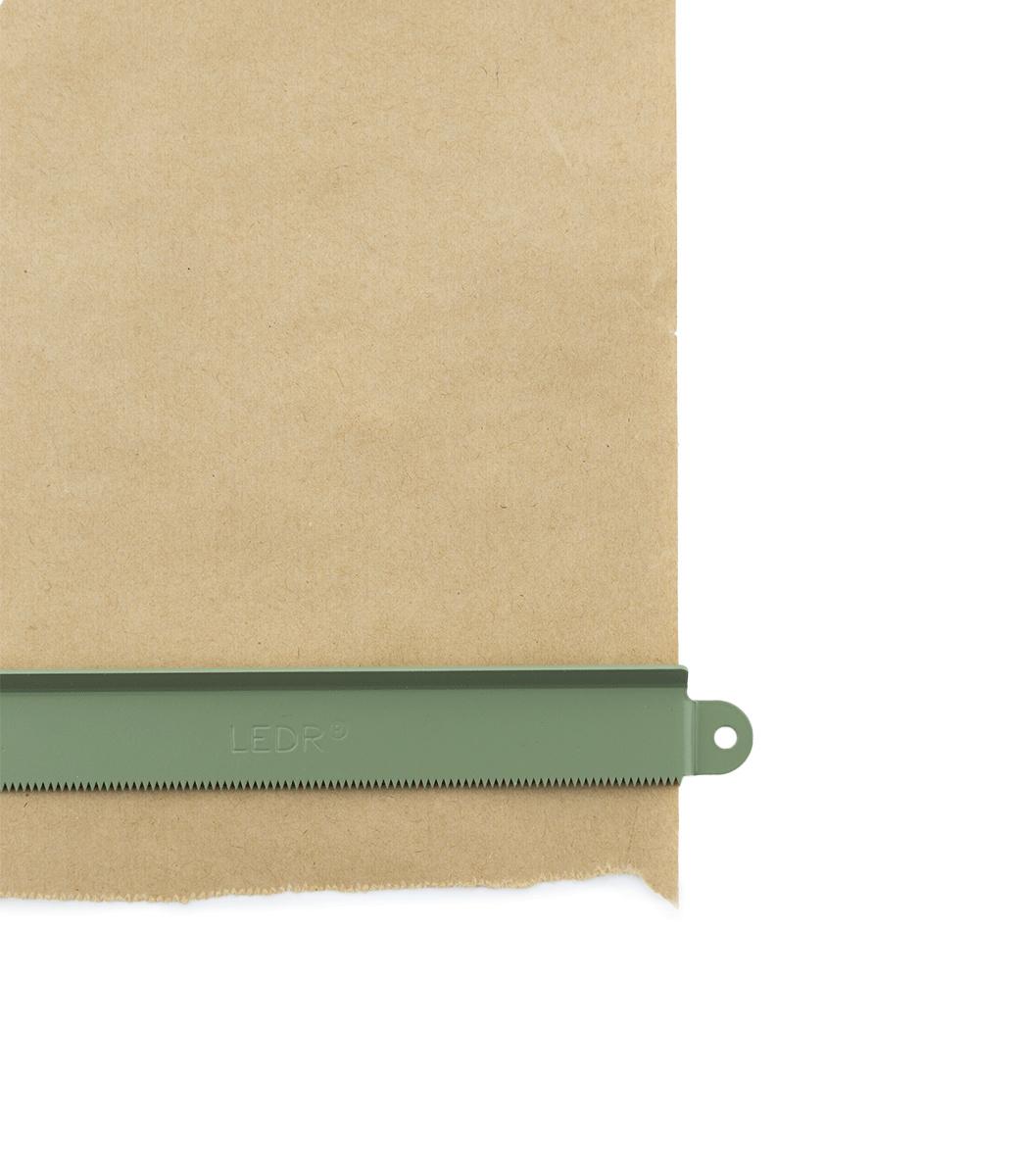 Kraft paper roller XL - Green-4
