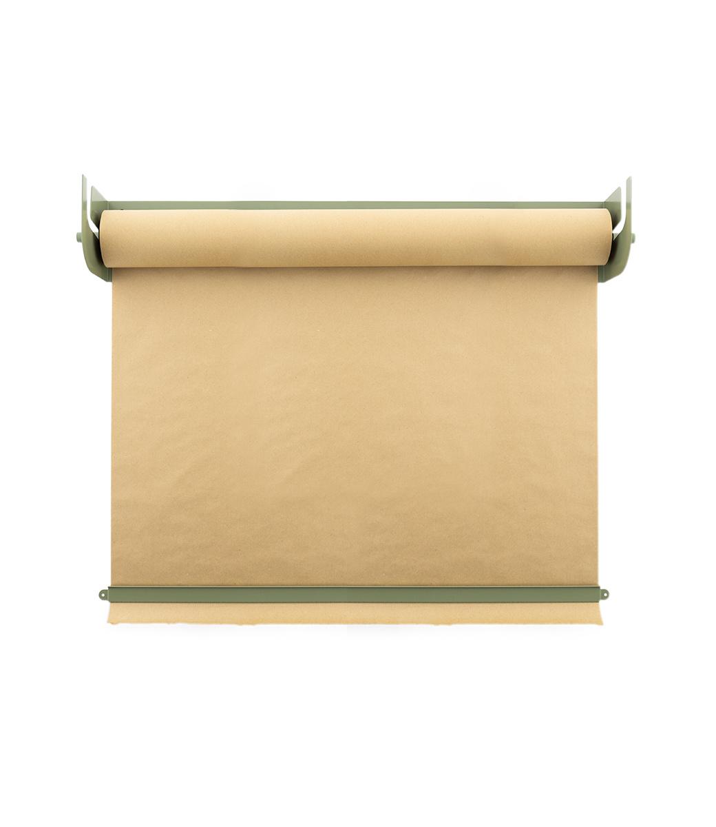 Kraft paper roller XL - Green-6