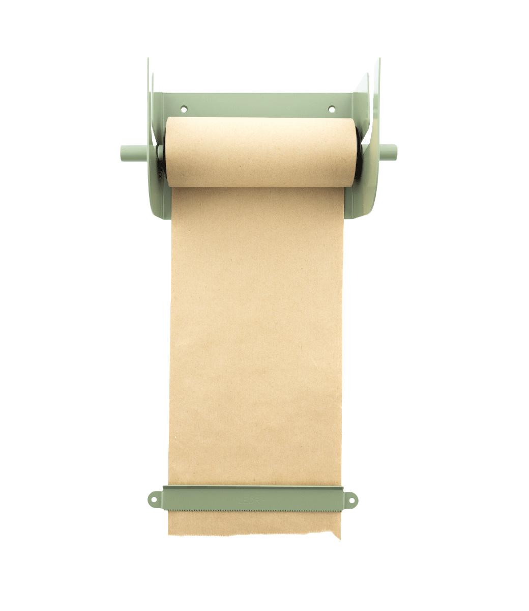 Kraft Paper Roller M - Groen-6