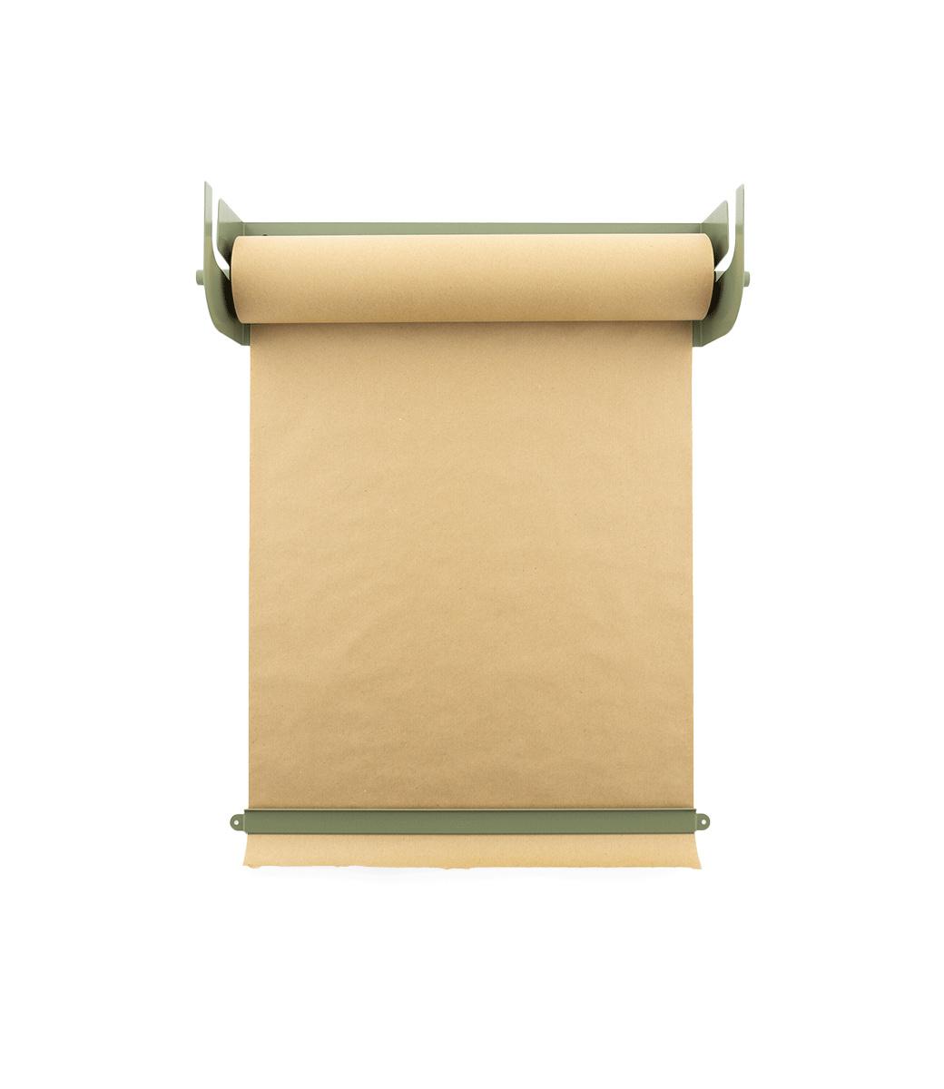 Kraft paper roller L - Green-6