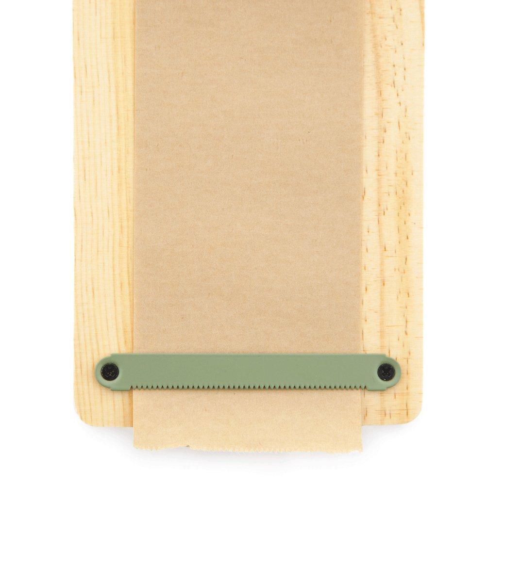 Kraft Paper Roller S - Green-6