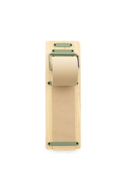 Kraft Paper Roller S - Green