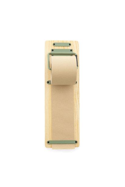 Kraft Paper Roller S - Grün