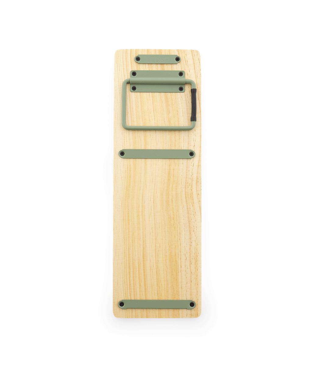 Kraft Paper Roller S - Groen-5