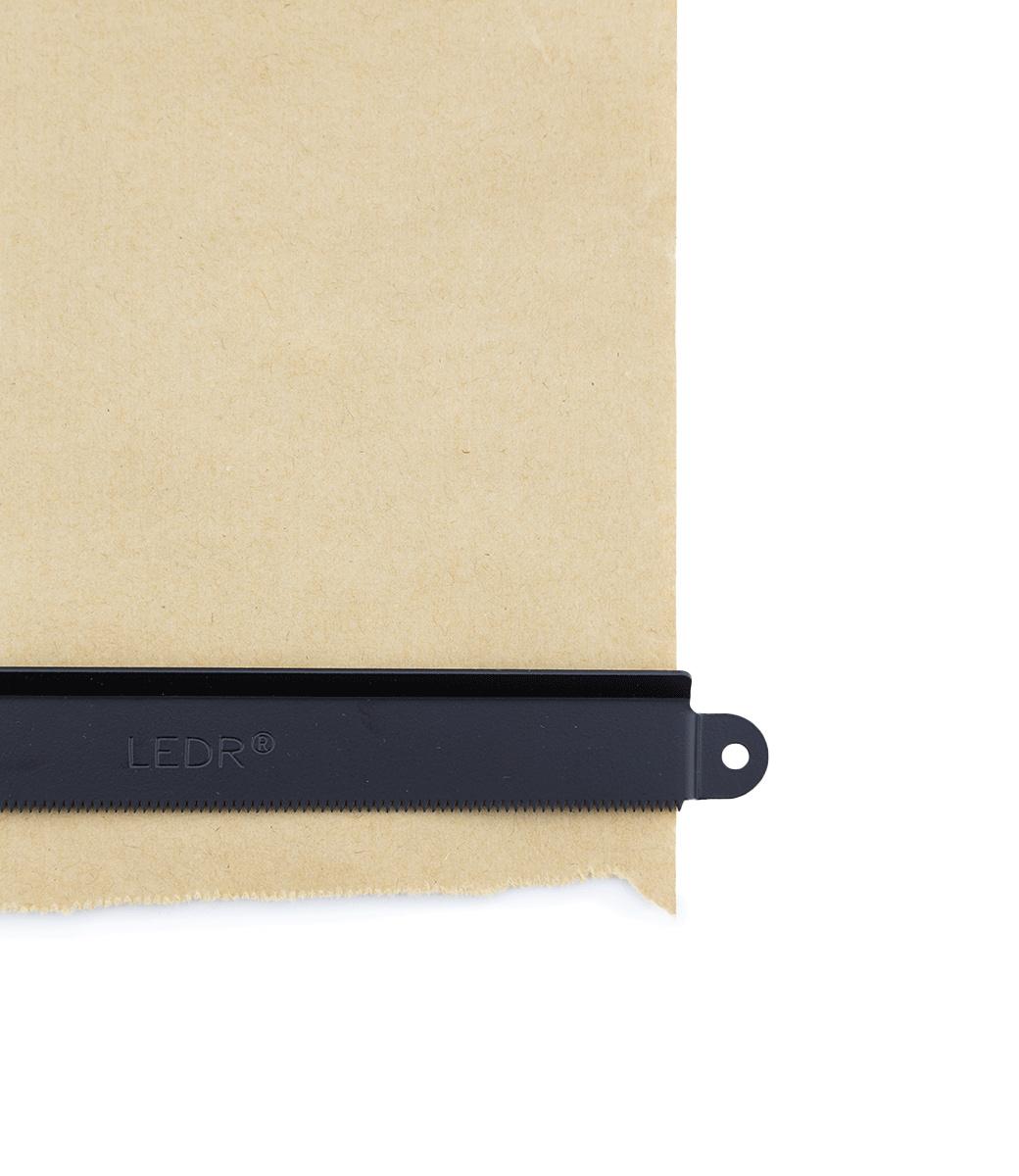 Kraft Paper Roller L - Zwart-6