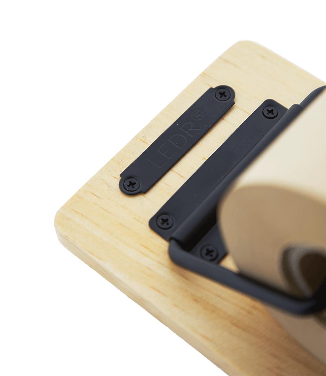 Kraft Paper Roller S - Black-4
