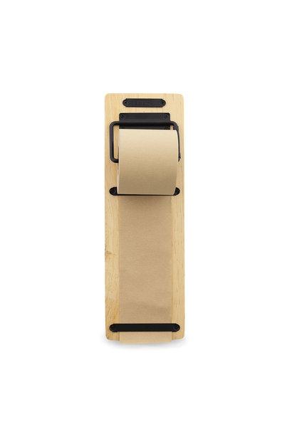 Kraft Paper Roller S - Schwarz