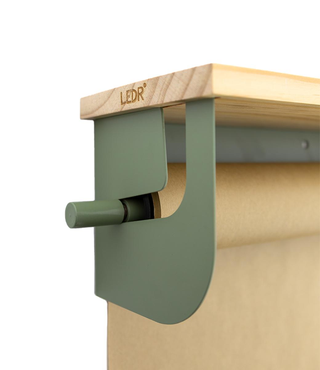 Wooden shelf - Hout-1