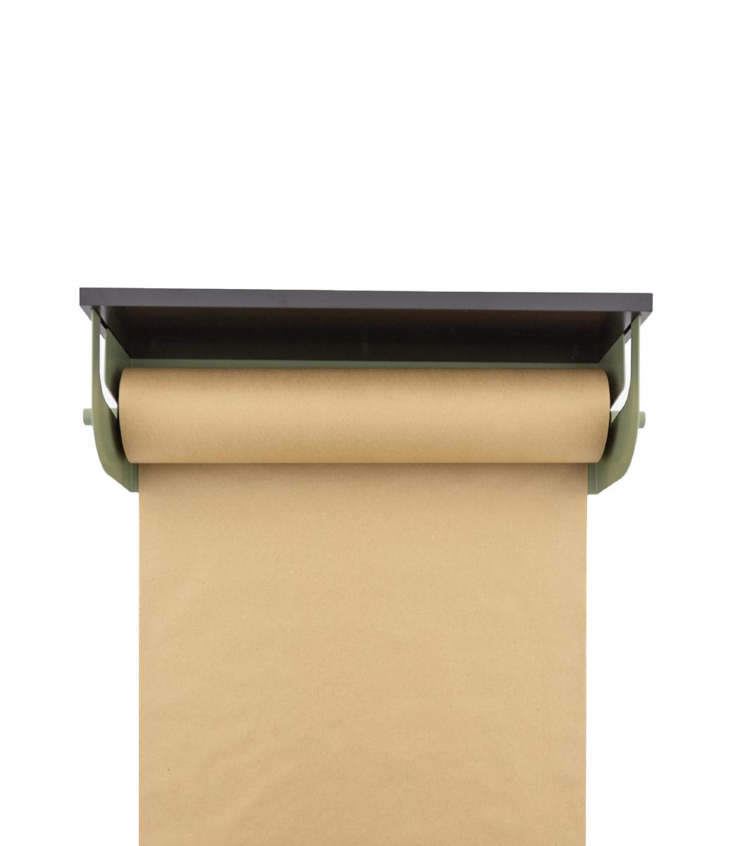 Wooden shelf - Schwarz-5