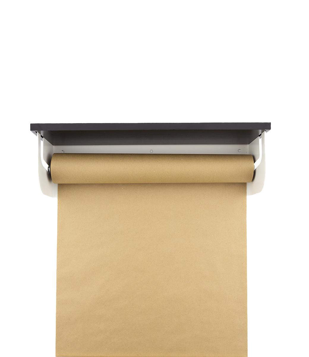 Wooden shelf - Schwarz-7