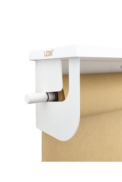 Wooden shelf - White