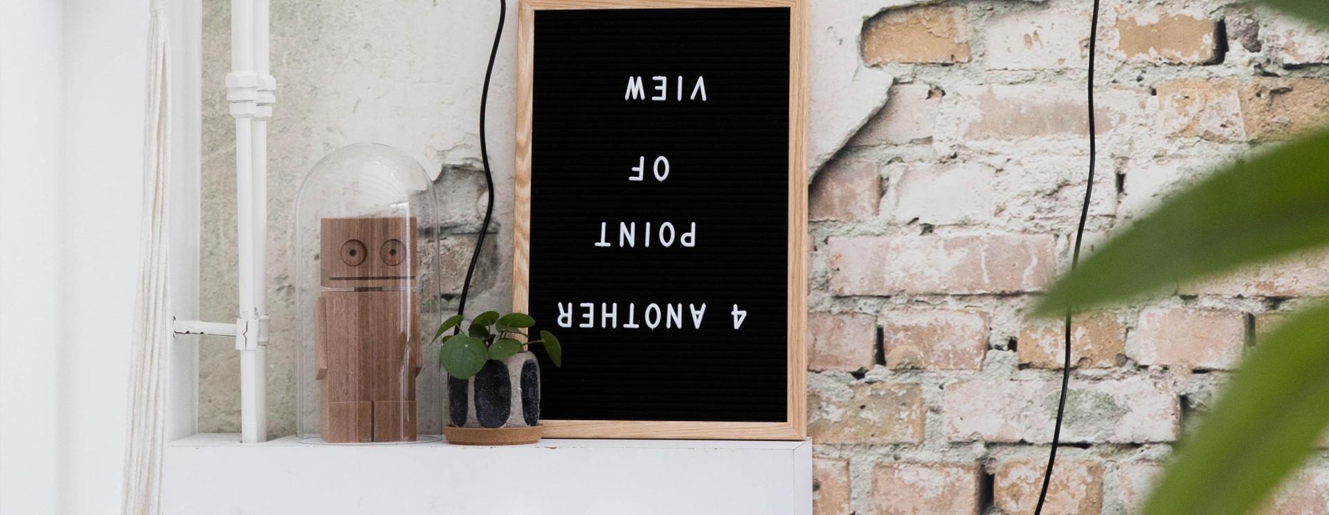 Letterborden