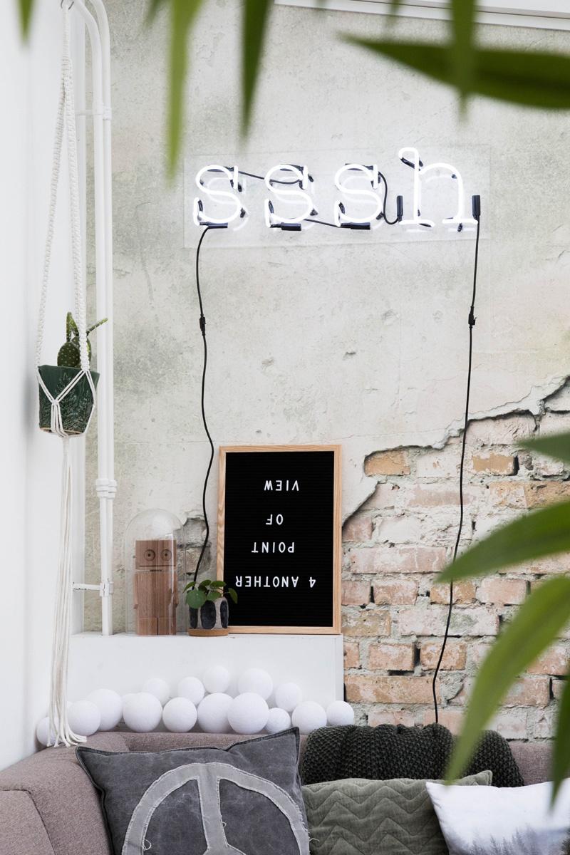 Letter Board Schwarz 30 x 45 cm-2