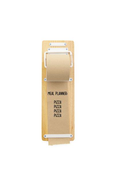 Kraft Paper Roller S - Wit
