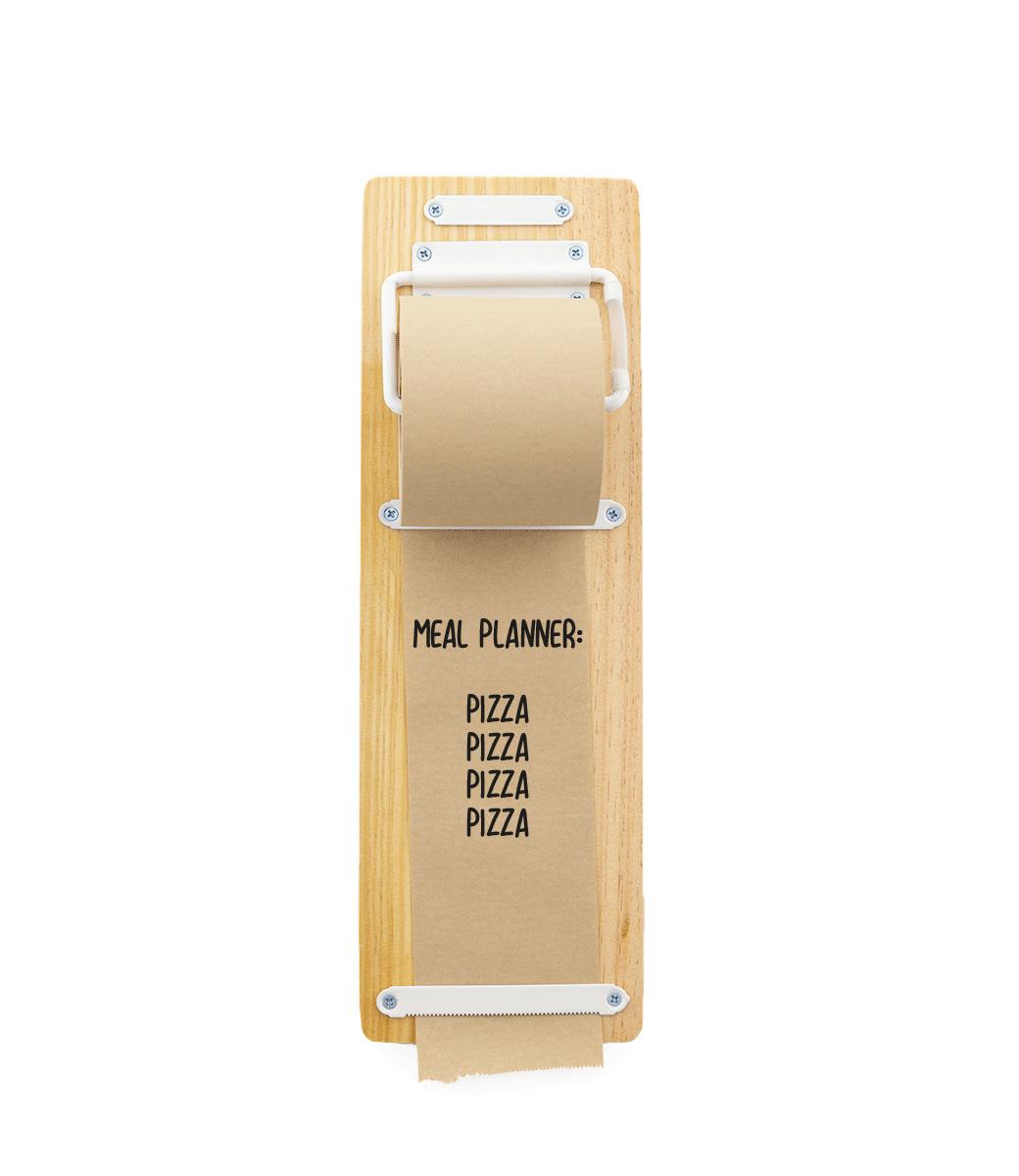 Kraft Paper Roller S - White-1