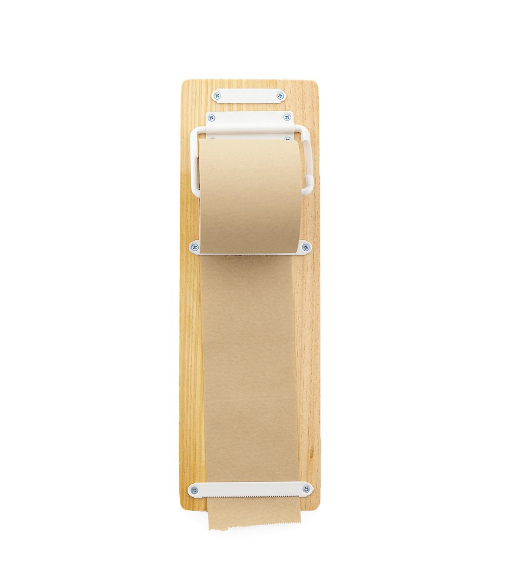 Kraft Paper Roller S - White-8