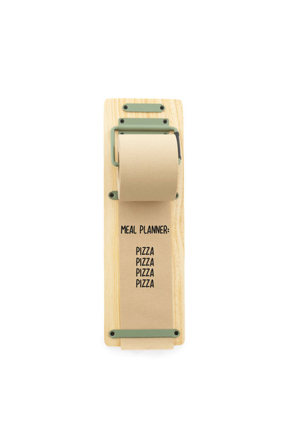 Kraft Paper Roller S - Groen