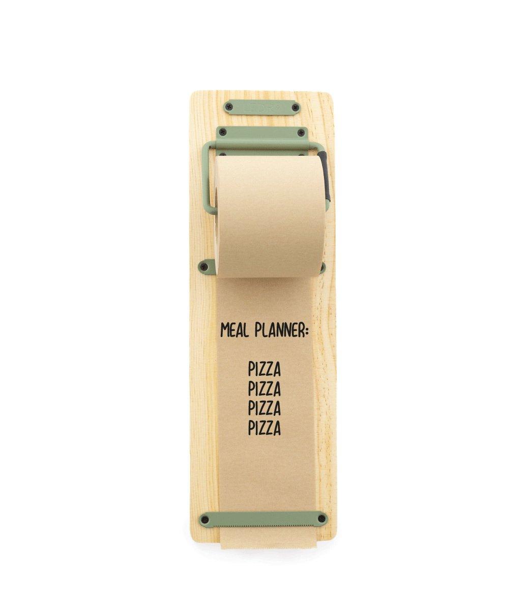 Kraft Paper Roller S - Green-1