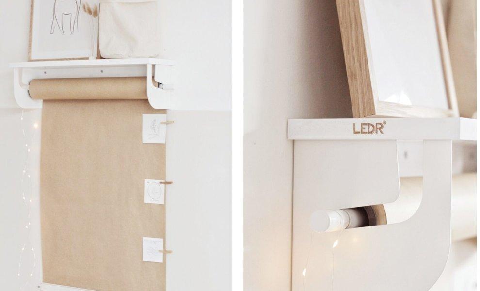 Styling tips Kraft Paper Roller