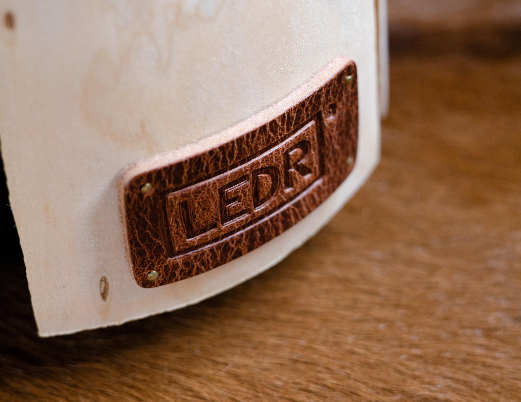 Wood Light - Cherry Wood M || Leather edition-5