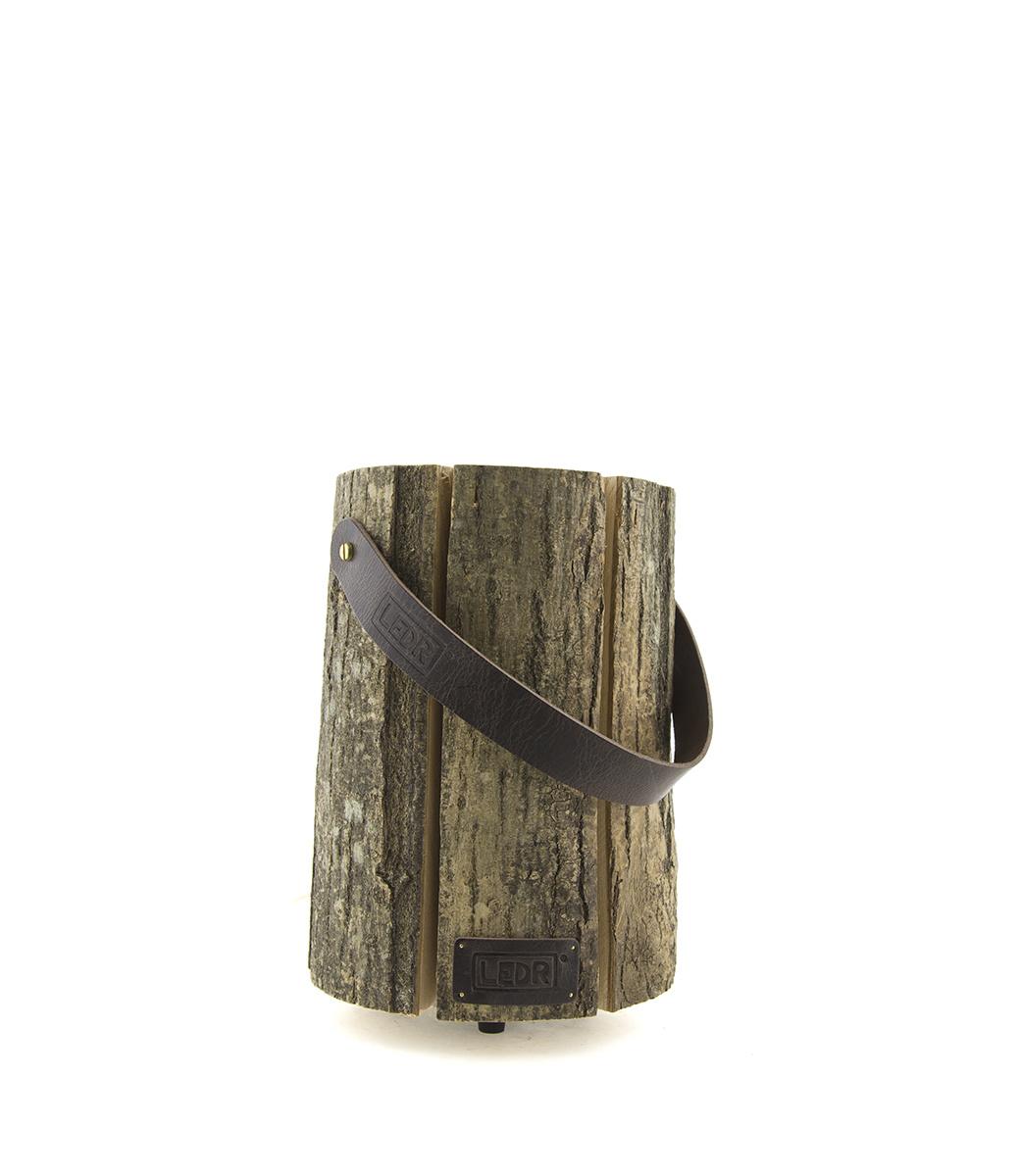 Wood Light - Ash Wood M || Leather edition-1