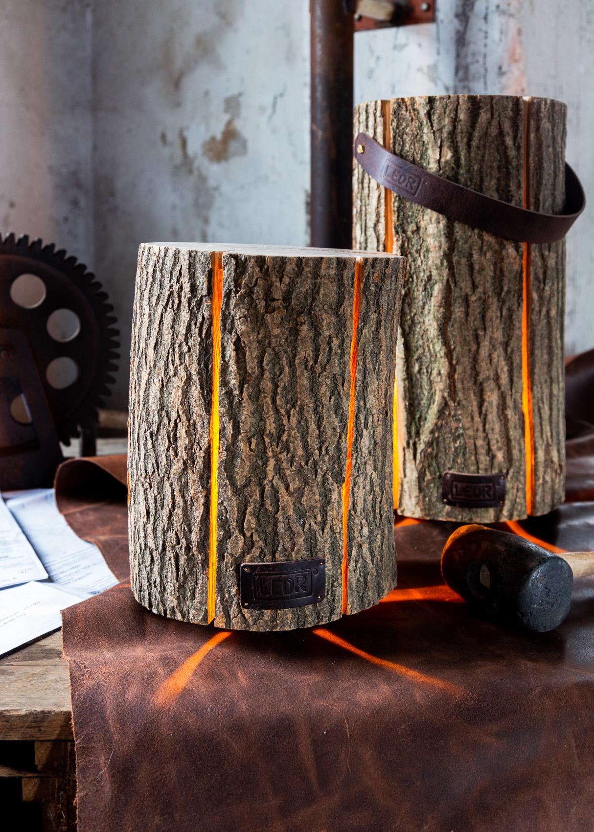 Wood Light - Ash Wood M-4
