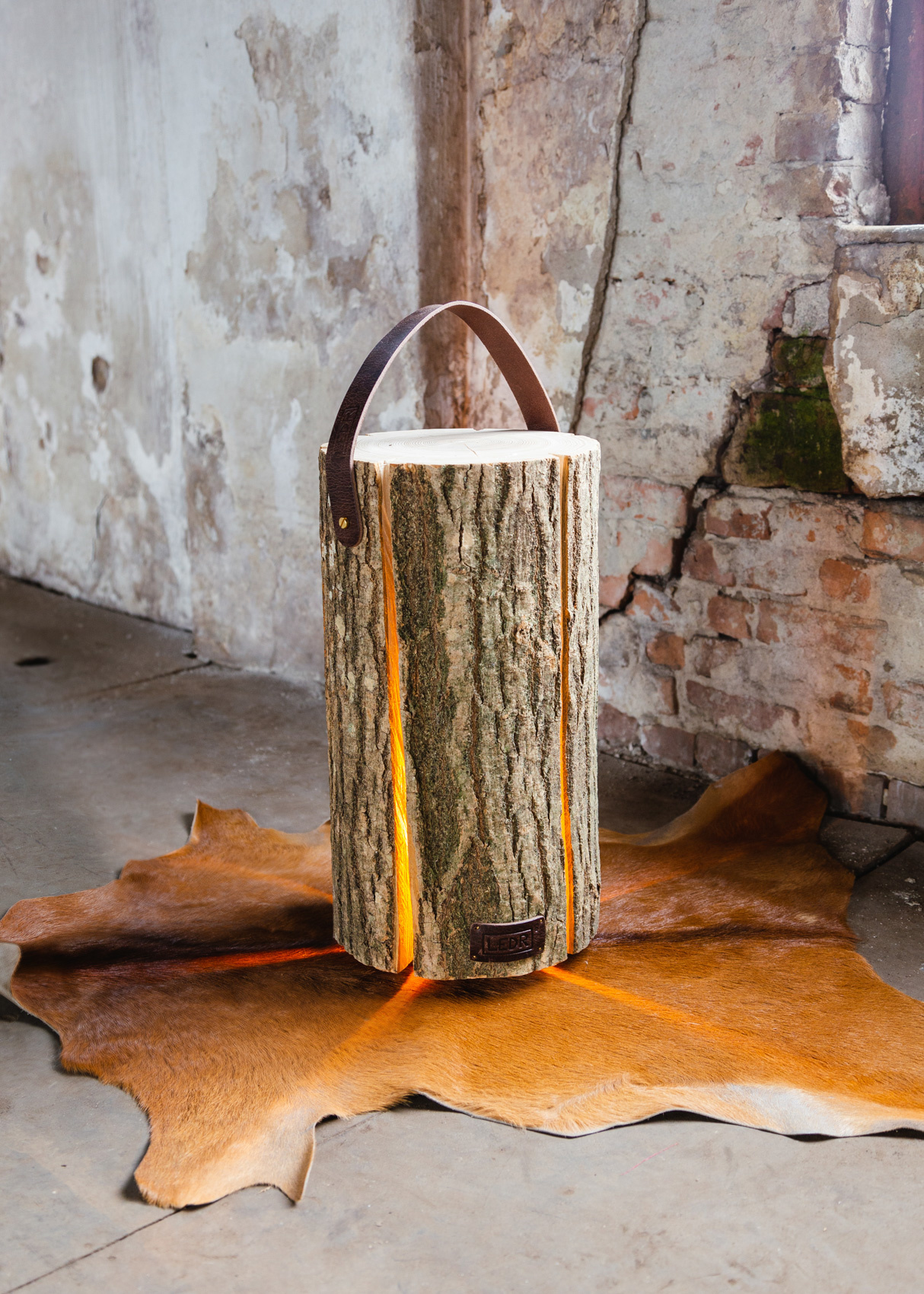 Wood Light - Ash Wood L || Leather edition-2