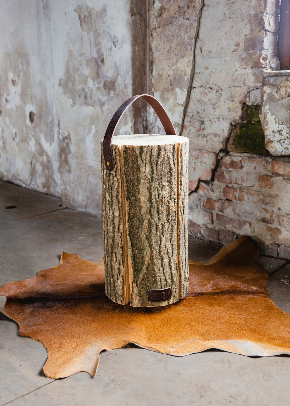 Wood Light - Ash Wood L || Leather edition-3