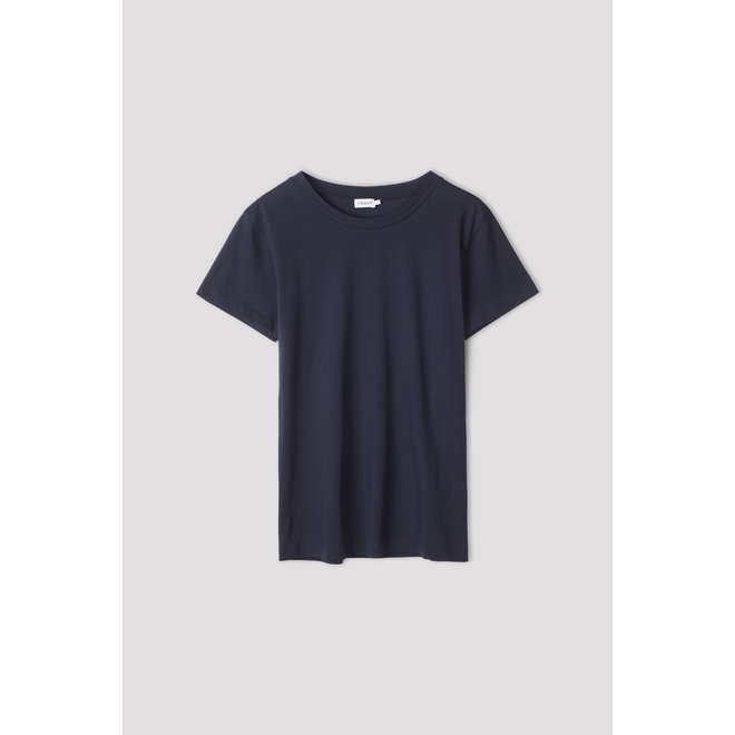 FILIPPA K COTTON TEE NAVY