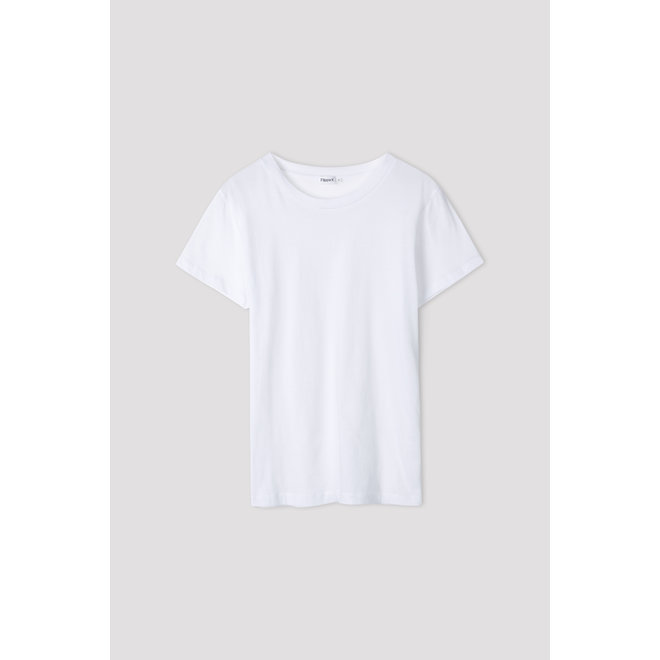 FILIPPA K COTTON TEE WHITE