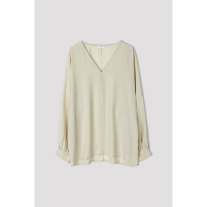 FILIPPA K RILEY BLOUSE IVORY