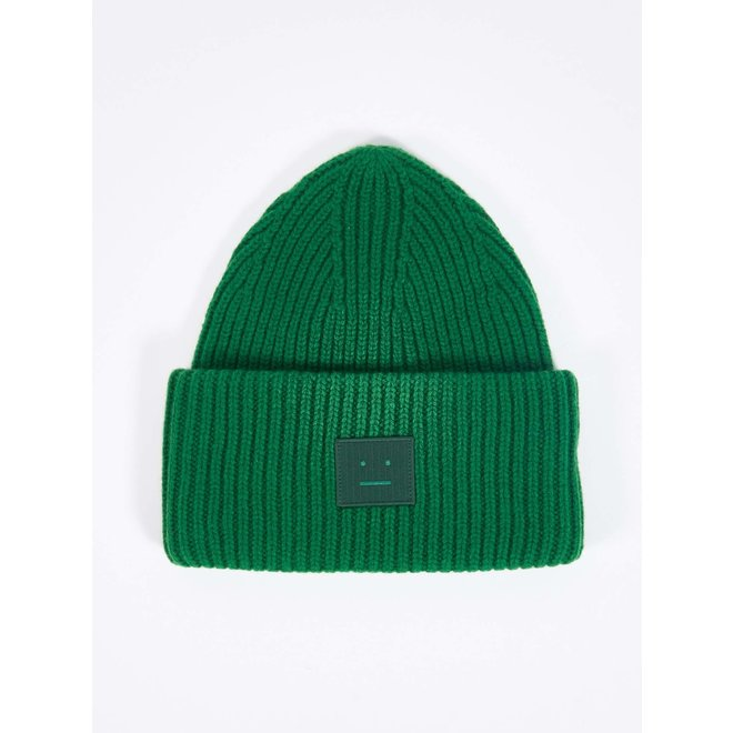 ACNE STUDIOUS BEANY GREEN