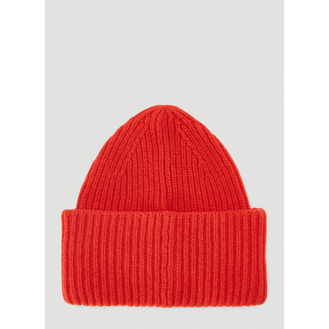 ACNE STUDIOUS BEANY RED