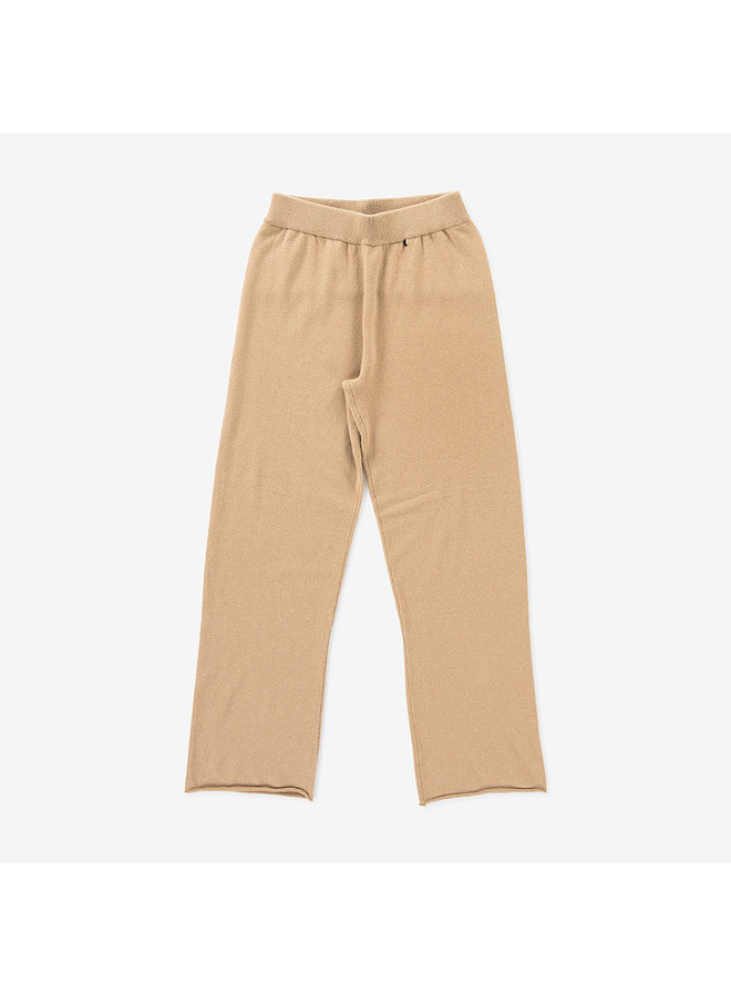 EXTREME CASHMERE N°104 TROUSERS · CAMEL