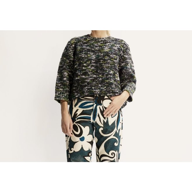 DRIES VAN NOTEN MADLEY GREEN