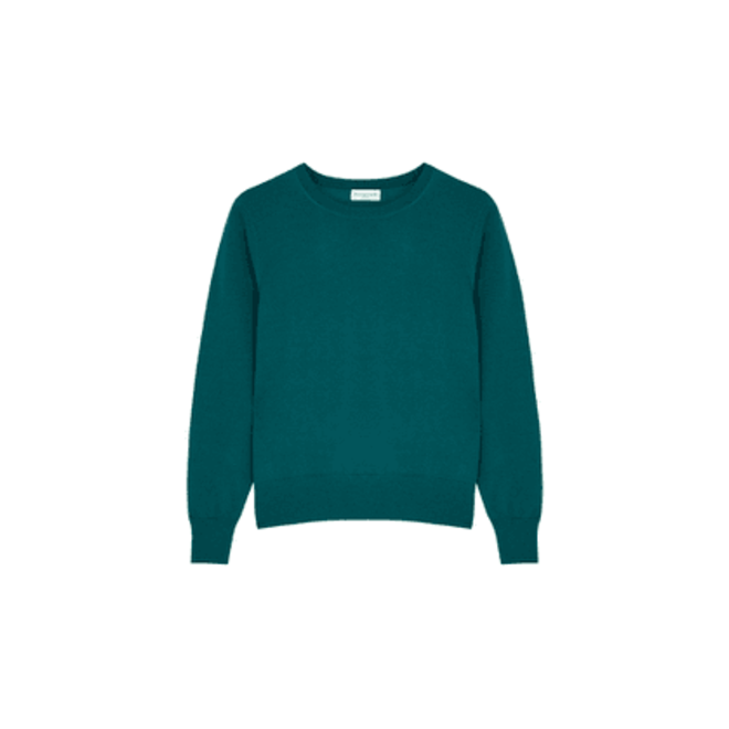 DRIES VAN NOTEN HUBIA GREEN