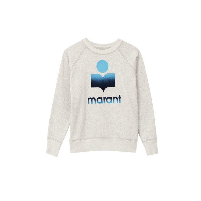 ISABEL MARANT ÉTOILE MILLY SWEATER GREY