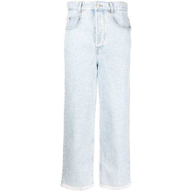 ISABEL MARANT ÉTOILE LALISKASR LIGHT BLUE