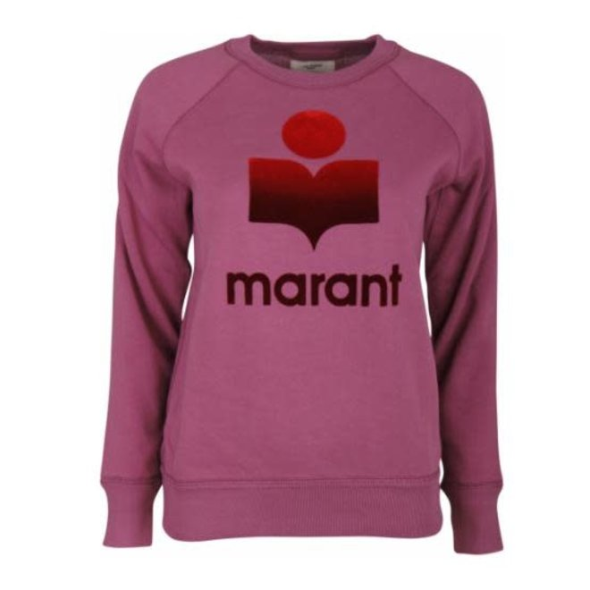 ISABEL MARANT ÉTOILE MILLY SWEATER PINK