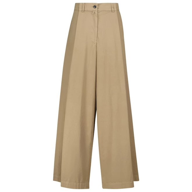 DRIES VAN NOTEN PODIUM 2121 W.W.PANTS SAND