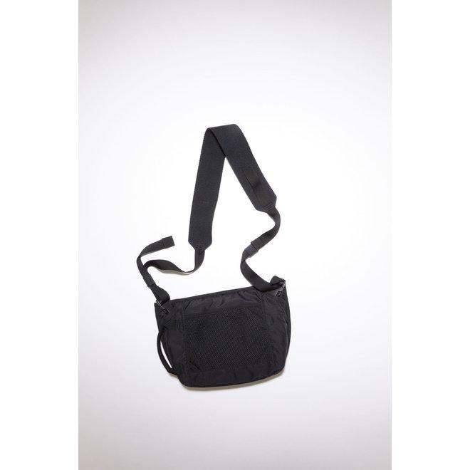ACNE STUDIOS FA-UX-BAGS000016 BLACK BAG BIG