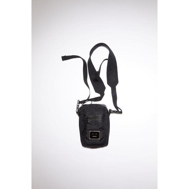 ACNE STUDIOS FA-UX-BAGS000017 BLACK BAG SMALL