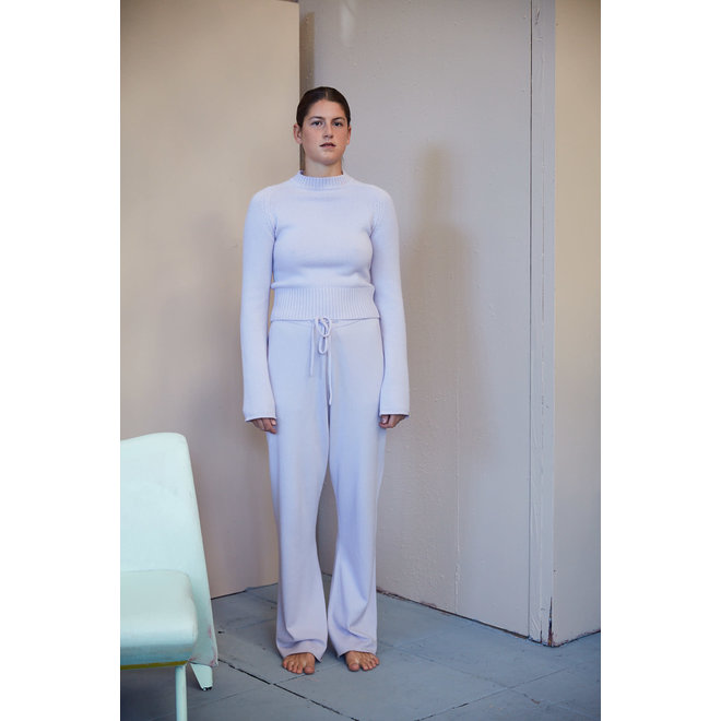 EXTREME CASHMERE N°142 RUN | PANTS LAVENDER