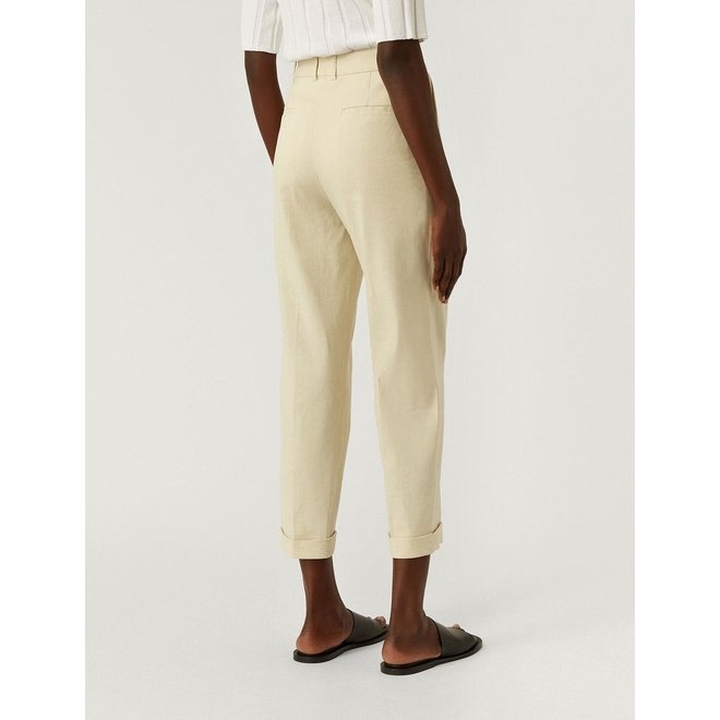 JOSEPH TRINA-STR LINEN COTTON OAT