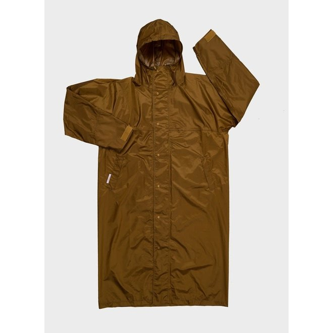 SUSAN BIJL RAINCOAT GREEN L