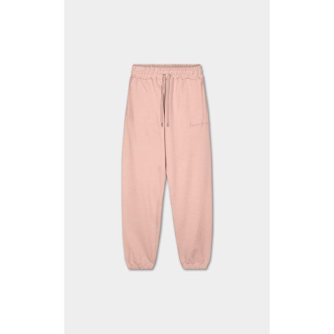 Essential Core Logo Sweat Pants Soft Pink