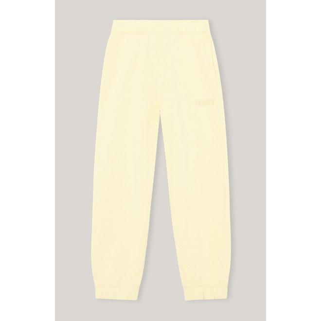 GANNI SOFTWARE ISOLI SWEAT PANTS  ANISE FLOWER T2914