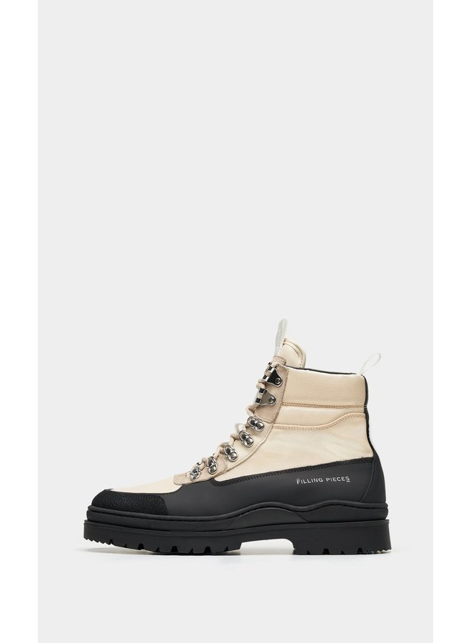 FILLING PIECES MOUNTAIN BOOT MIX BLACK / BEIGE