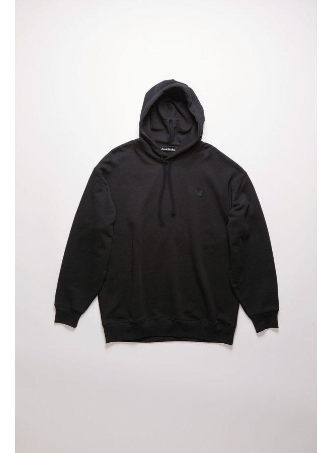 ACNE STUDIOS FA-UX-SWEA000009 BLACK HOODIE