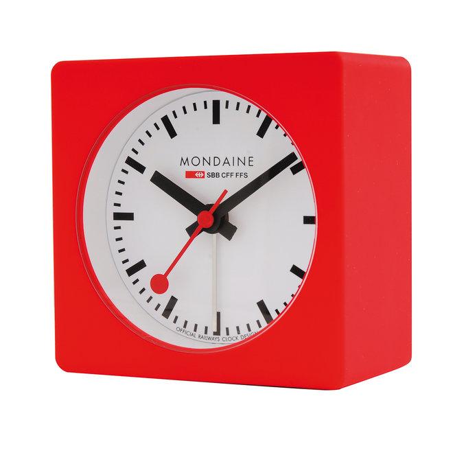 Mondaine Alarm Clock A996.ALIG.30SBB